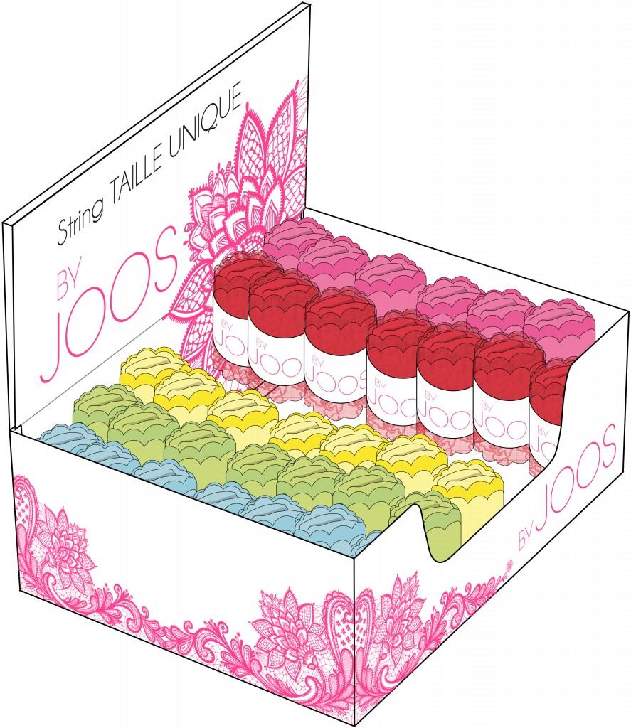 BY JOOS-STRING BOX OK